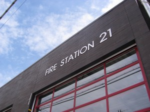 Fire Station 21