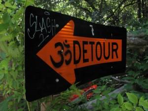 Karmic Detour